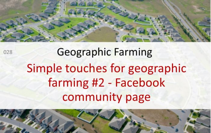 geographic farming facebook community page