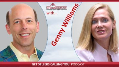 Genny Williams Interview Real estate leads