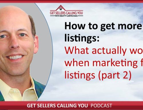 P054 What actually works when marketing for listings (part 2)
